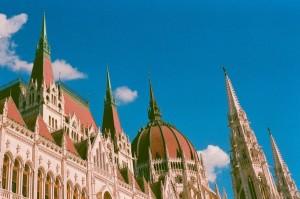 Дневники мотоциклистов (3). Кружевной Будапешт.